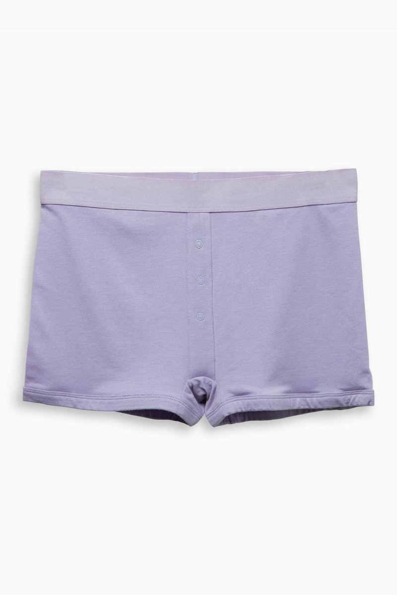 Women's Femme Boxer Brief | Electric Violet | Richer Poorer - Manready Mercantile