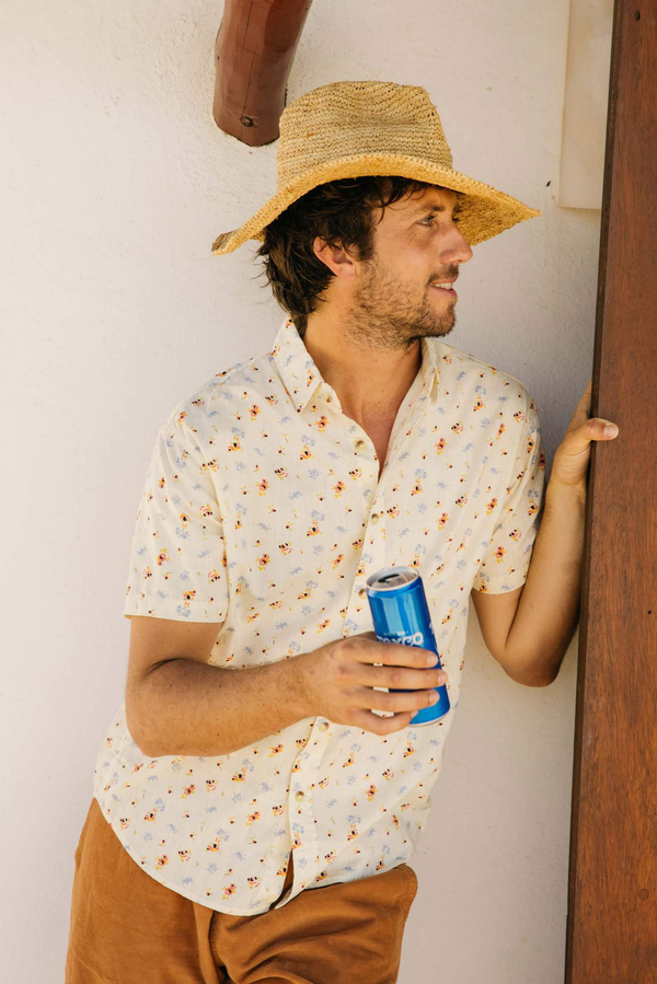 Summer Shirt | Super Bloom | Mollusk