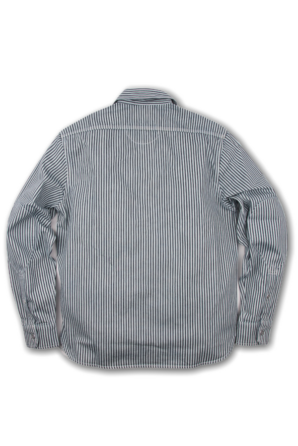 Lambert Shirt | Stripes | Freenote Cloth