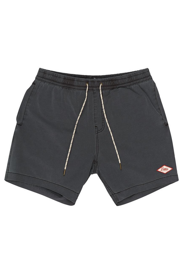 Sandbar Boardshort | Phantom Black | Deus Ex Machina - Manready Mercantile