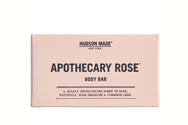 Body Bar | Apothecary Rose | Hudson Made - Manready Mercantile