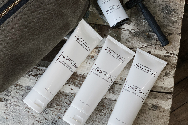 Revitalizing Daily Face Wash | Holly Hall Supply Co. - Manready Mercantile