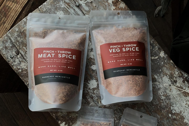 All In One Pinch + Throw Vegetable Spice | Manready Mercantile - Manready Mercantile