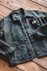 Edison Chore Coat | Camo | Bradley Mountain - Manready Mercantile