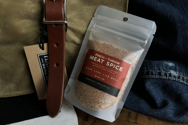All In One Pinch + Throw Meat Spice | Manready Mercantile - Manready Mercantile
