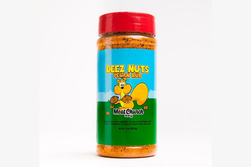 Deez Nuts BBQ Rub | Meat Church - Manready Mercantile