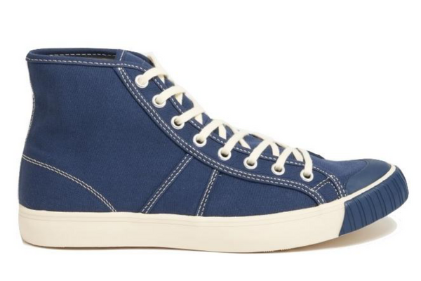National Treasure Sneaker | Navy | Colchester
