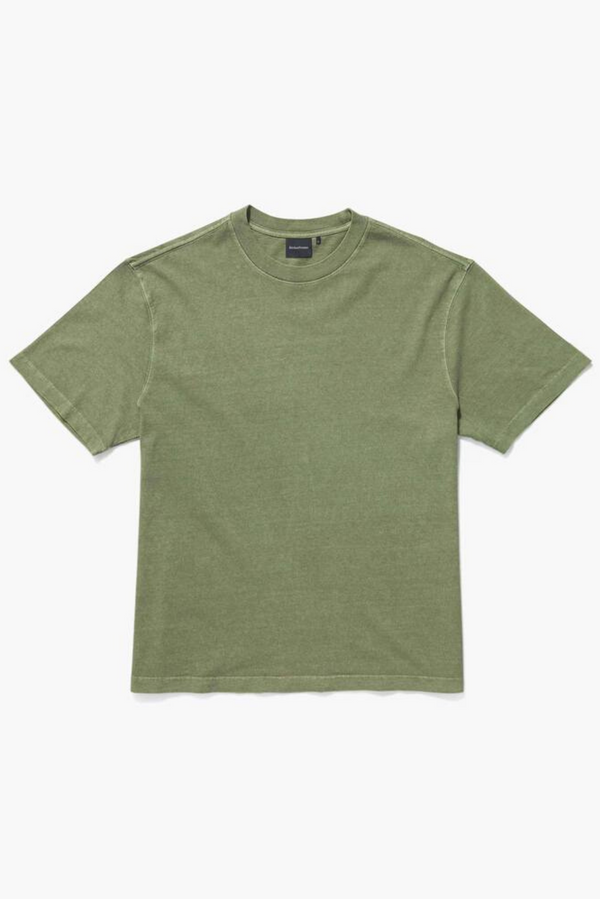 Men's Relaxed Tee | Surplus Green | Richer Poorer - Manready Mercantile