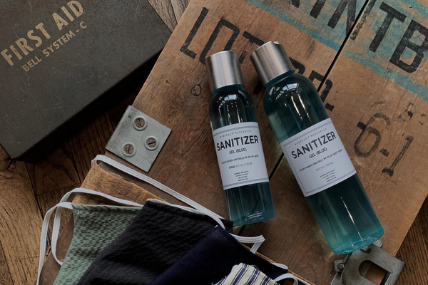 Hand Sanitizer | Blue Gel | Manready Mercantile - Manready Mercantile