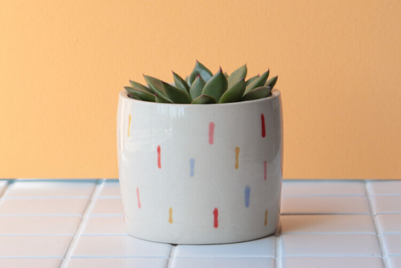 Confetti Planter | Nightshift Ceramics