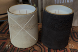 Ceramic Candle | Various Colors | Box Sparrow + Manready Mercantile