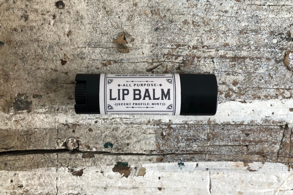 All Purpose Lip Balm | Mint | Boston General Store - Manready Mercantile