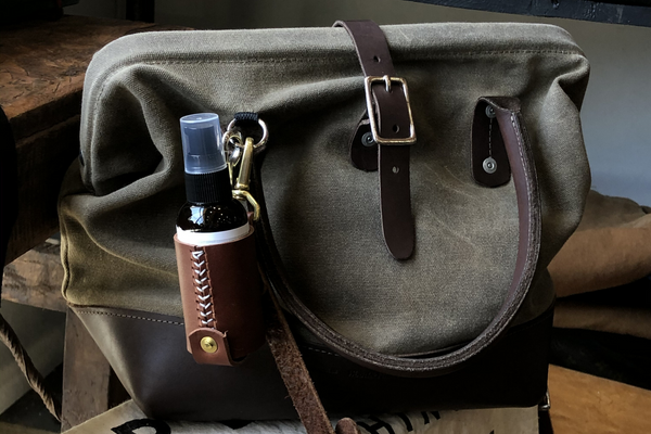 Sanitizer Carrier | Manready Mercantile - Manready Mercantile