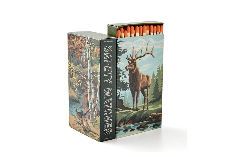 Stag Safety Matches | Mollyjogger - Manready Mercantile