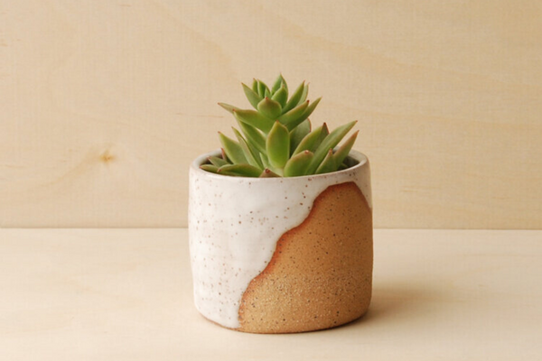 Drift Planter | Nightshift Ceramics