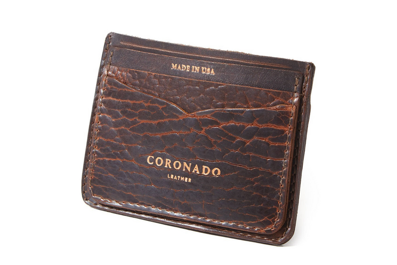 Bison Classic Card Case #624 - Manready Mercantile