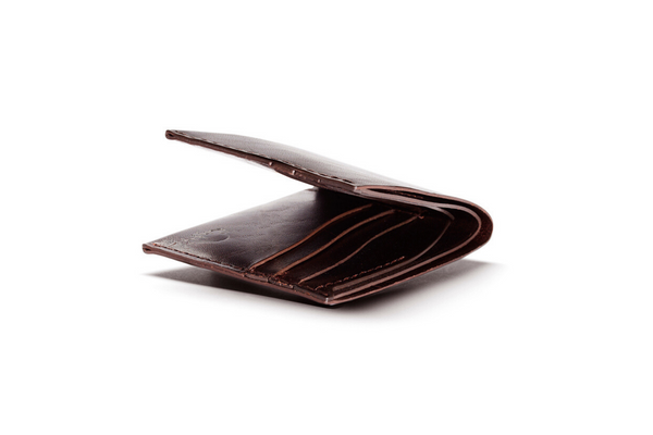 Leather Wallet | No. 8 | Ezra Arthur - Manready Mercantile