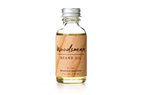 Beard Oil | Woodsman | Bearded Bastard - Manready Mercantile