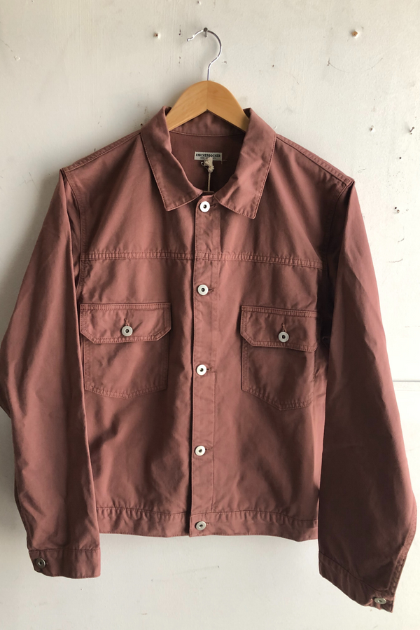 Truckee Jacket | Cognac | Knickerbocker - Manready Mercantile