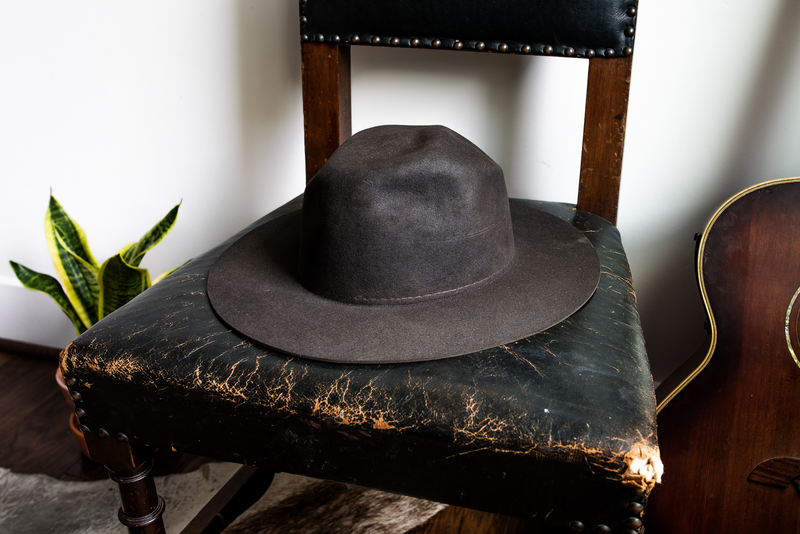 Civilization Hat | Charcoal Gray | Recapitate - Manready Mercantile