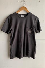 Graphic Pocket Tee | Dust Settles | Charcoal | Manready Mercantile