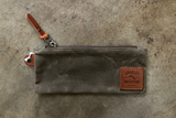 Pencil Pouch | Field Tan | Bradley Mountain - Manready Mercantile