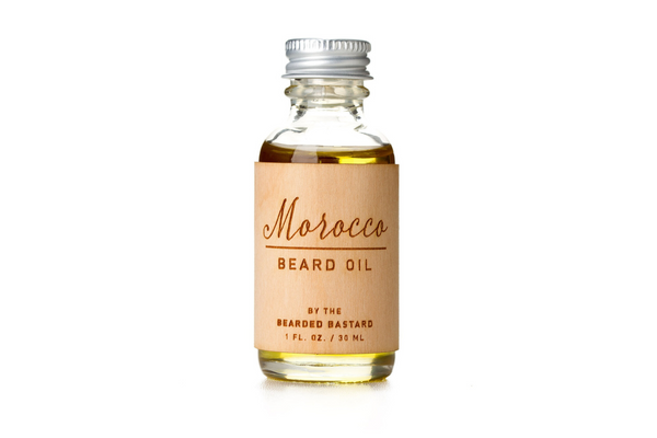 Beard Oil | Morocco | Bearded Bastard - Manready Mercantile