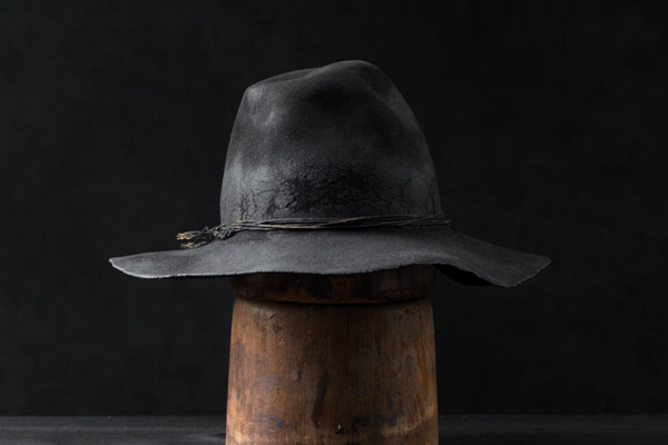 Coven Hat | Black Soot | Recapitate