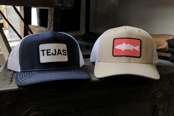 112 Richardson Hat | Coral Redfish | Manready Mercantile - Manready Mercantile
