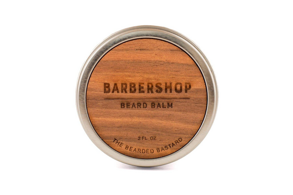 Beard Balm | Barbershop | Bearded Bastard - Manready Mercantile