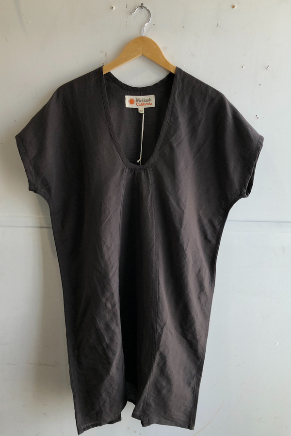 Women's Guru Coverup | Black | Mollusk - Manready Mercantile