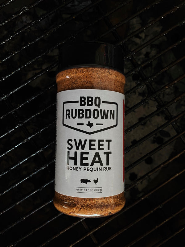Sweet Heat Honey Pequin Rub: Step Two | BBQ Rubdown