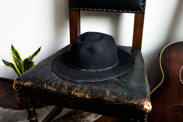Coven Hat | Black Soot | Recapitate-Manready Mercantile