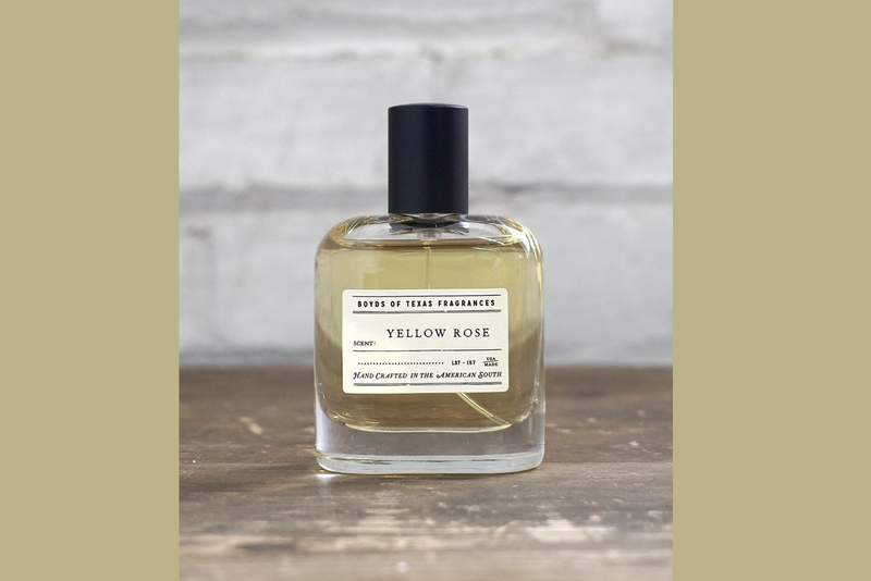 Eau de Parfum | Yellow Rose | Boyd's of Texas - Manready Mercantile