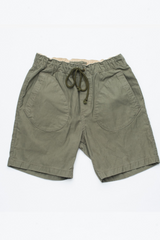 Deck Short | Olive | Freenote Cloth - Manready Mercantile