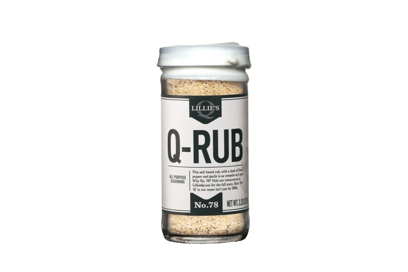 Q-Rub | Lillie's Q - Manready Mercantile