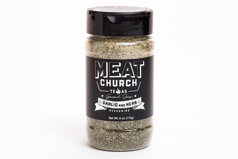 Garlic + Herb Gourmet Seasoning | Meat Church