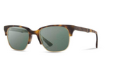 Newport Acetate Sunglasses | Matte Brindle Elm Burl G15 Polarized | Shwood - Manready Mercantile