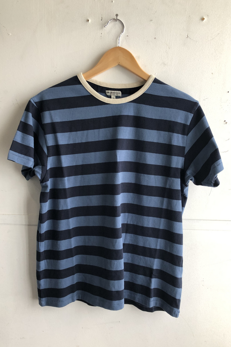 Mojave T-Shirt | Indigo Navy | Knickerbocker - Manready Mercantile