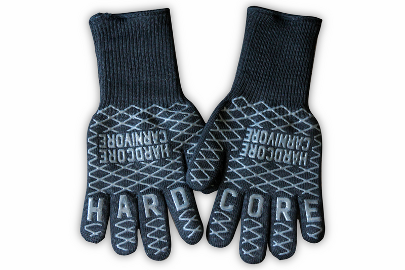 High Heat Gloves by Hardcore Carnivore