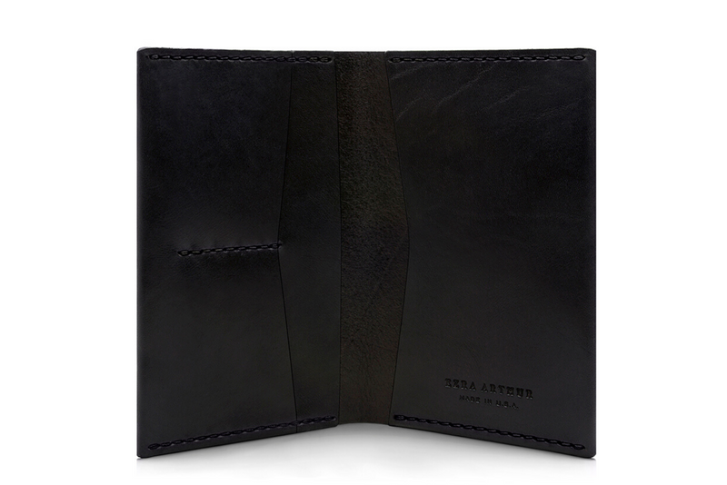 Leather Wallet | No. 5 | Ezra Arthur - Manready Mercantile