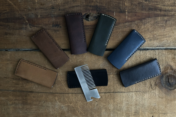 Pocket Comb | No. 1827 | Ezra Arthur - Manready Mercantile
