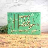 Holiday Card | Paper Vibes