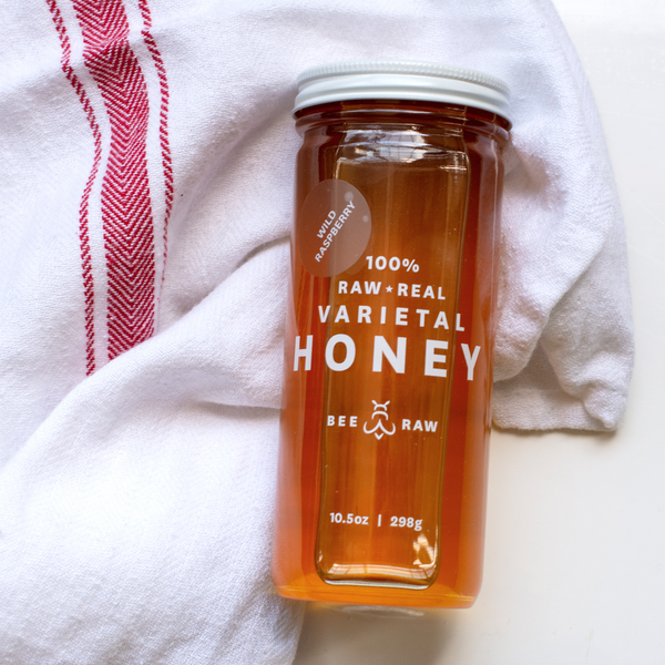 Raw Varietal Honey | Bee Raw