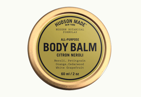 Body Balm | Citron Neroli | Hudson Made - Manready Mercantile