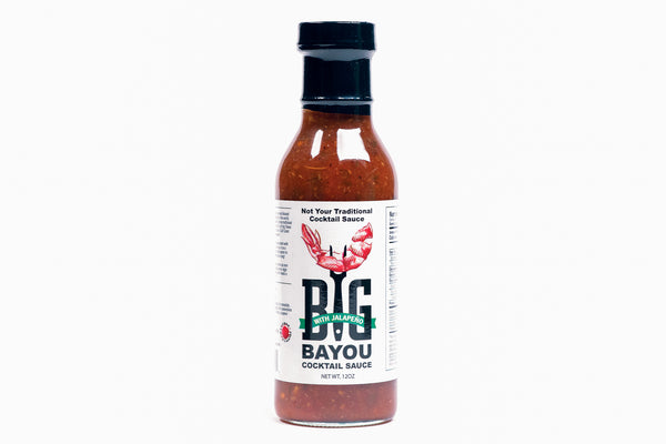 Big bayou cocktail sauce shrimp dipping sauce manready mercantile