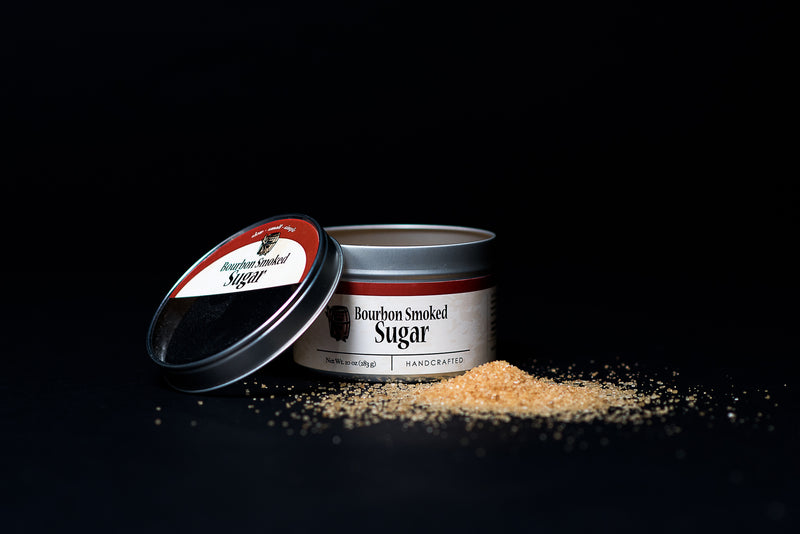 Bourbon Smoked Sugar | Bourbon Barrel Foods - Manready Mercantile