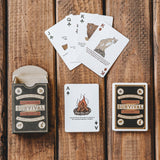 Survival Playing Cards | Bradley Mountain