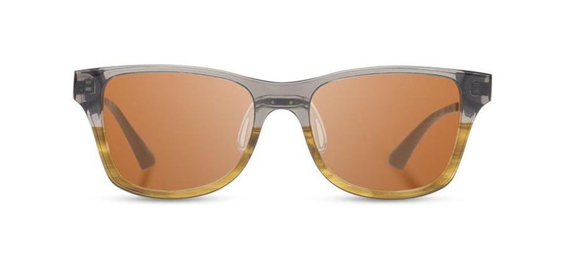 Canby ACTV Sunglasses | Oak Moss / Elm Burl | Brown Polarized | Shwood