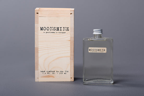 MoonShine | A Gentleman's Cologne | Eastwest Bottlers - Manready Mercantile